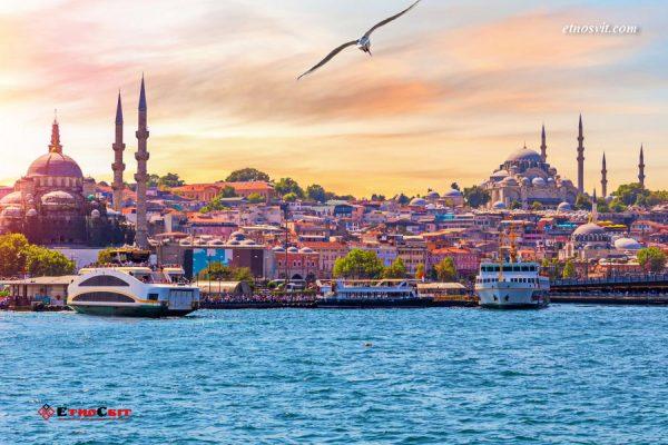 Авіа тур в Стамбул на вихідні зі Львова