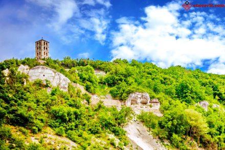 Лядівський скельний монастир, Вінниччина