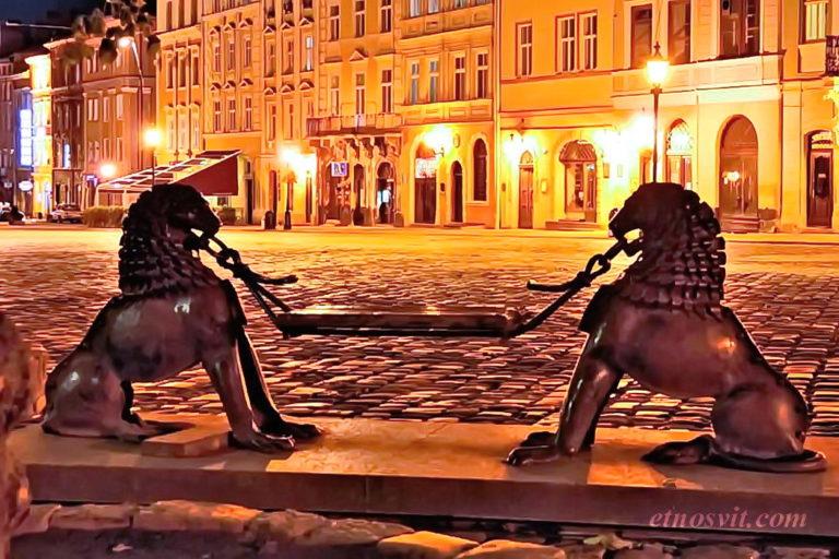 МИСТИЧЕСКИЙ ЛЬВОВ | вечерняя экскурсия по Львову / выходные во Львове