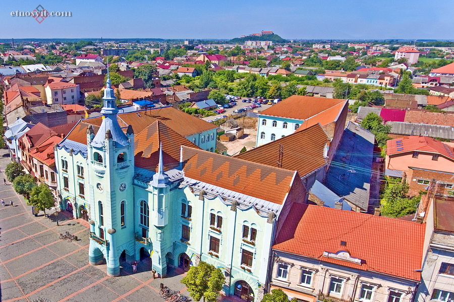 Город Мукачево, Закарпатье
