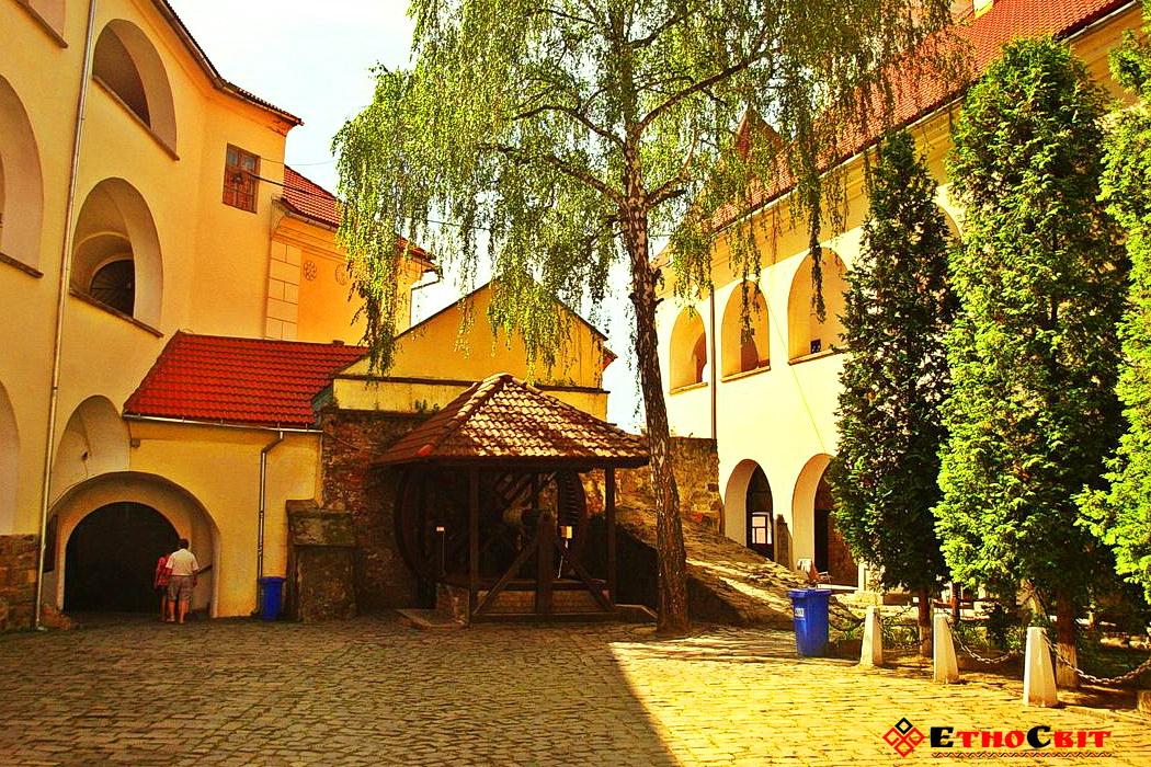 Замок Паланок в Мукачево | Мукачівський замок Паланок