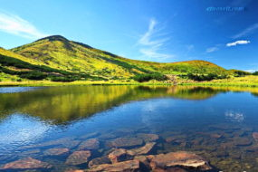 Озеро Несамовите Карпати / Летний тур на Драгобрат из Киева