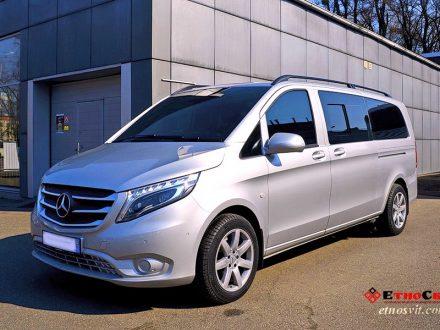 Пасажирські перевезення Mercedes-Benz Vito