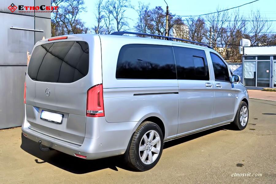 Пассажирские перевозки Mercedes-Benz Vito