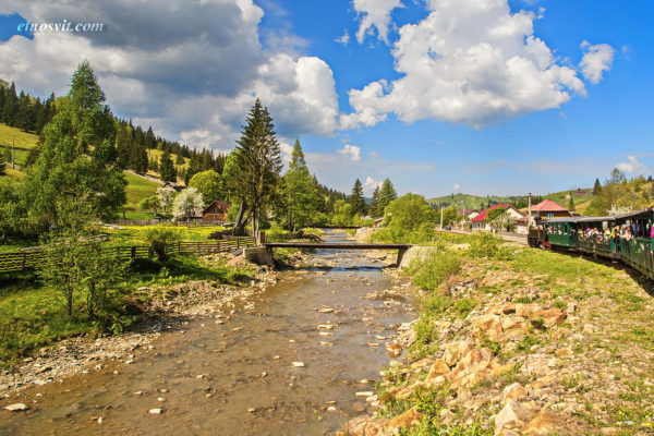 Екскурсія в Румунію з Чернівців / Экскурсия в Румынию из Черновцов