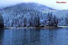 Синевир зимой / Новогоднее Закарпатье