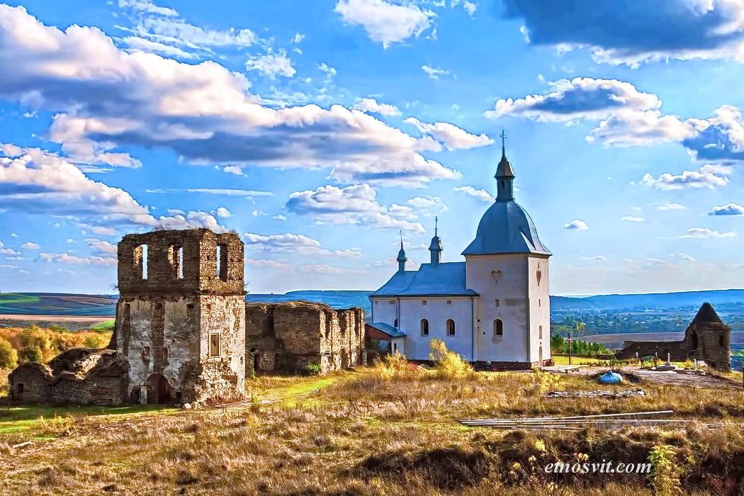 Подгорянский монастырь / Підгорянський монастир