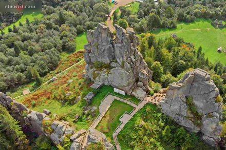 Заповедник Тустань | Львовская область