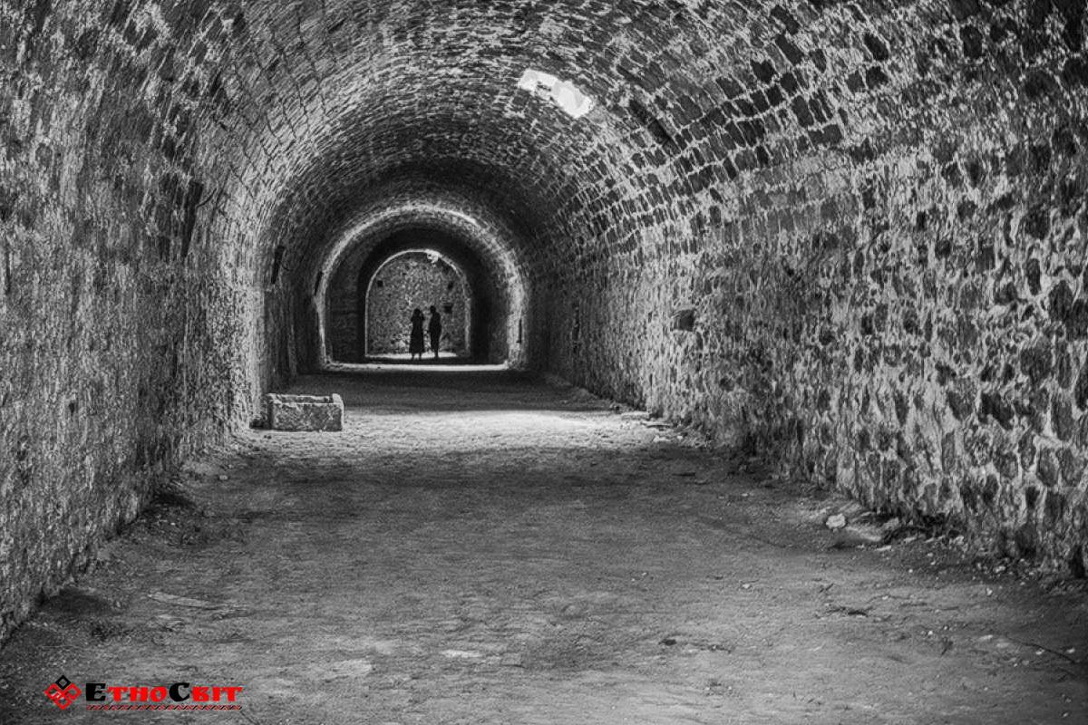 Винница туристическая / подземелья Винницы